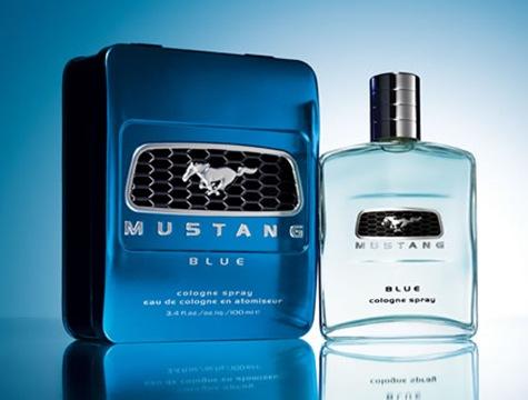 MustangBlue