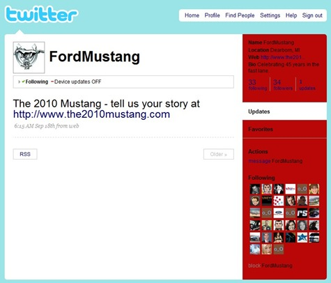 MustangTwitter