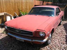 1965 Ford Mustang for Sale Fixer Uppers