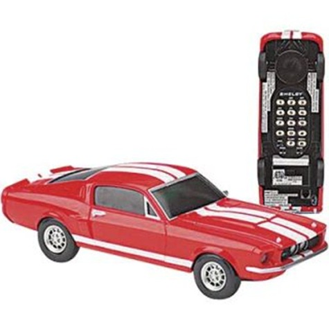 Ford-Mustang-Shelby-GT-500-Novelty-Telephone--RED--Collector-s-edition_2008_12_65769
