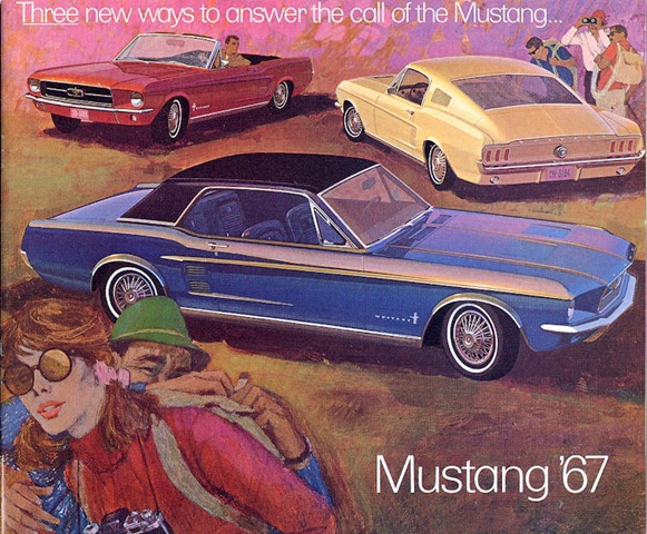 Value guide vintage mustang